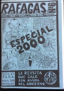 Rafagas Comic