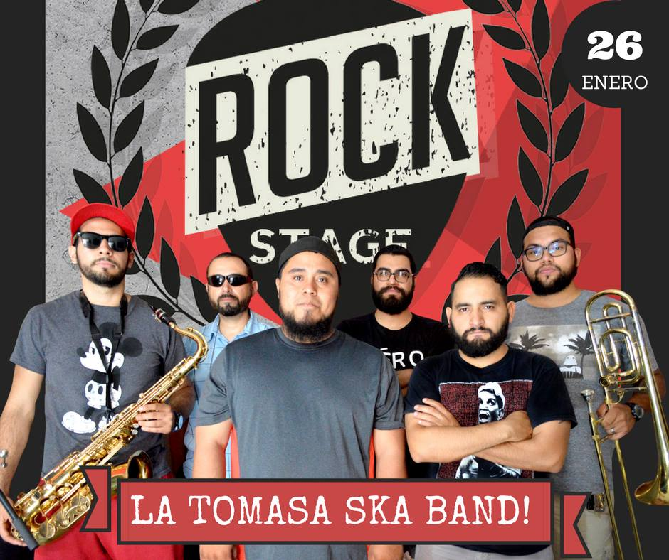 Mexican Music: La Tomasa Ska Band